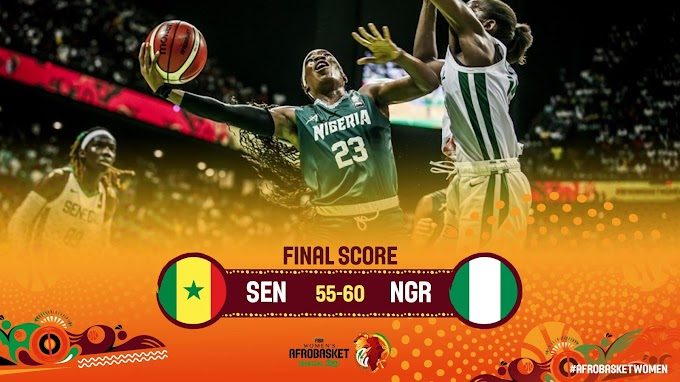 D'Tigress defeat Senegal to win back- to-back AfroBasket titles.