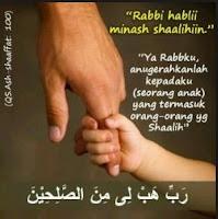 Perilaku yang mencerminkan sikap sayang, hormat, dan patuh kepada orang tua dan guru
