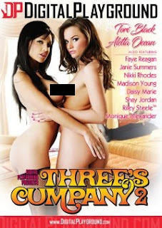 Digital Playground – Three's Cumpany – Vol. 2