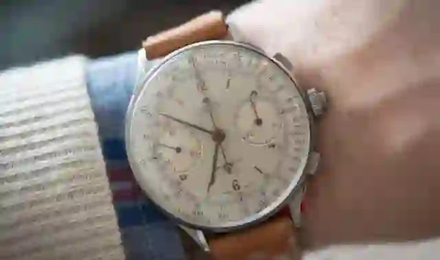 The 1942 Rolex Chronograph