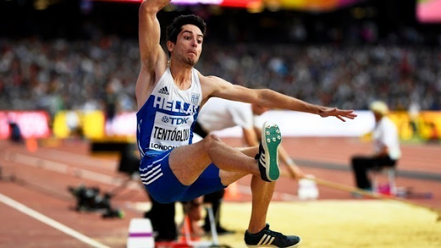 Χρυσός Ολυμπιονίκης ο Τεντόγλου