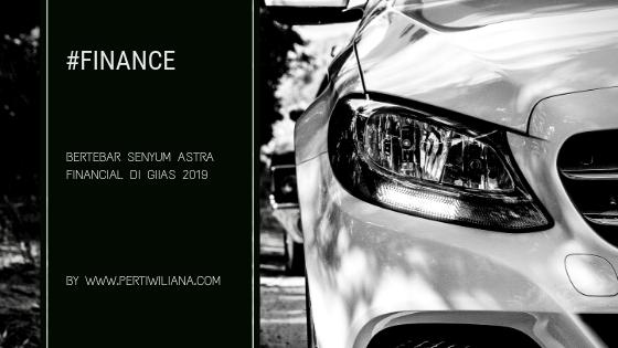 Bertebar Senyum Astra Financial di GIIAS 2019