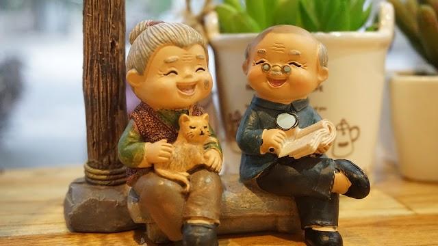 Pais de filhos pequenos que já falam em serem avós