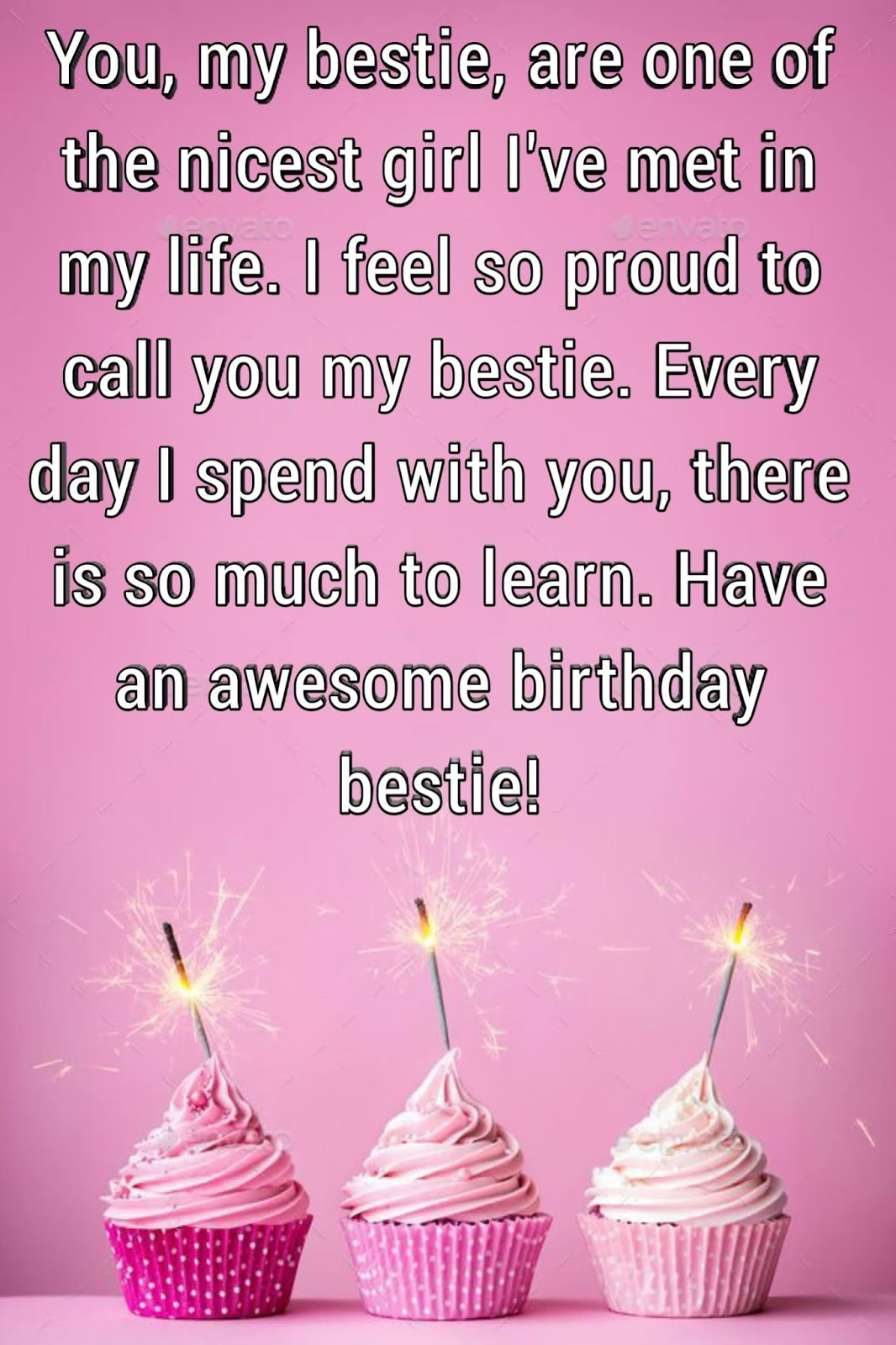 60 Beautiful Bday Wishes For Female Best Friend Good Readers