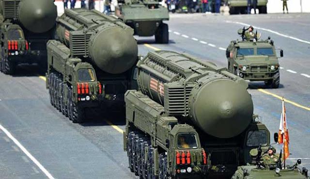 ialah senjata yang mendapat tenaga dari reaksi nuklir yang mempunyai daya pemusnah yang m 10 HAL YANG PERLU ANDA KETAHUI TENTANG SENJATA NUKLIR