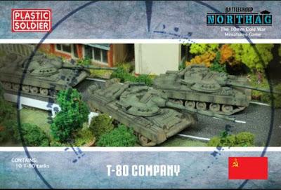 T-80 Company