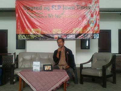 Pak Bahtiar HS Upgrading FLP Jatim