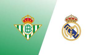 موعد مباراة ريال مدريد وريال بتيس والقنوات الناقلة السبت 26 سبتمبر 2020 في الدوري الإسباني