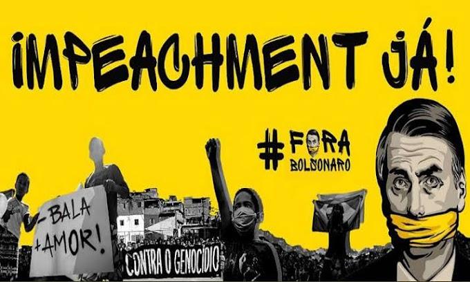 Com mais de 12 mil assinaturas, artistas lançam manifesto pelo impeachment de Bolsonaro
