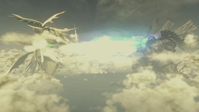 Xenoblade Chronicles - kenellä on oikeus päättää elämästä?