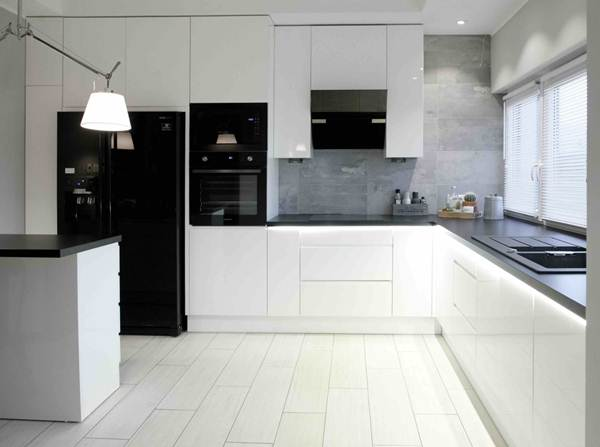 Black and White Decor For a Multifunction Environment 5