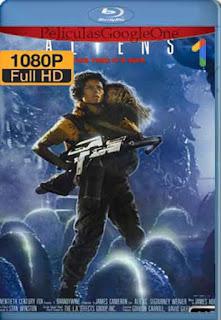 Alien 2: El Regreso  [1986] [1080p BRrip] [Latino-Inglés] [GoogleDrive]