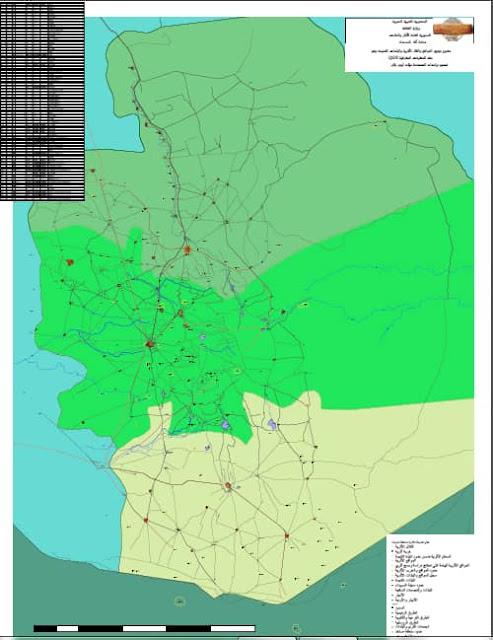 الانتهاء من إعداد أول خريطة للمواقع الاثرية في محافظة السويداء