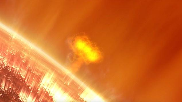 Η NASA ανακοίνωσε αποστολή στον ήλιο για τη μελέτη των επικίνδυνων ηλιακών καταιγίδων