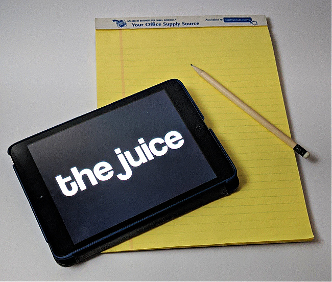 The Juice - media literacy for kids