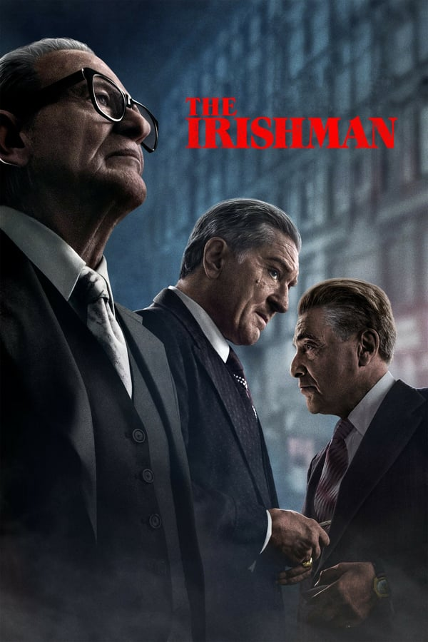 #AmericanRoadRadio reccomends #TheIrishman,the last movie directed by #MartinScorsese  !