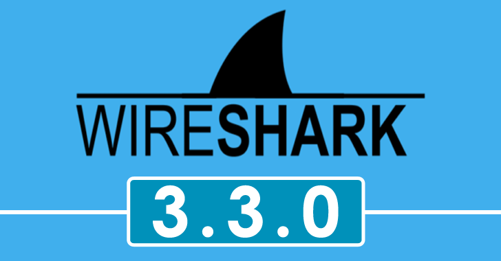Wireshark 3.3.0