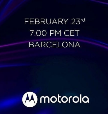 Motorola Siapkan Smartphone Flangship di Ajang MWC 2020!