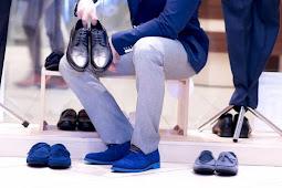 Apakah Ukuran Mr. P Bisa Dilihat dari Nomor Sepatu Lelaki ??