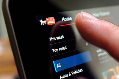 يوتيوب تعرض اعلانات