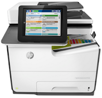 PageWide Color 586 MFP Driver Series For Windows Setup