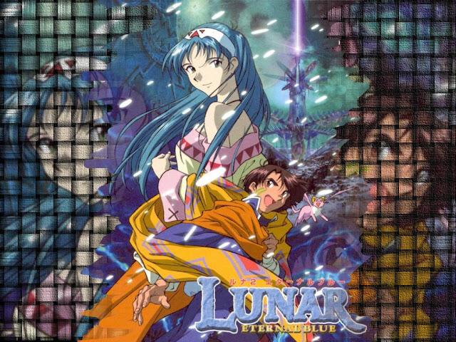 Lunar Eternal Blue