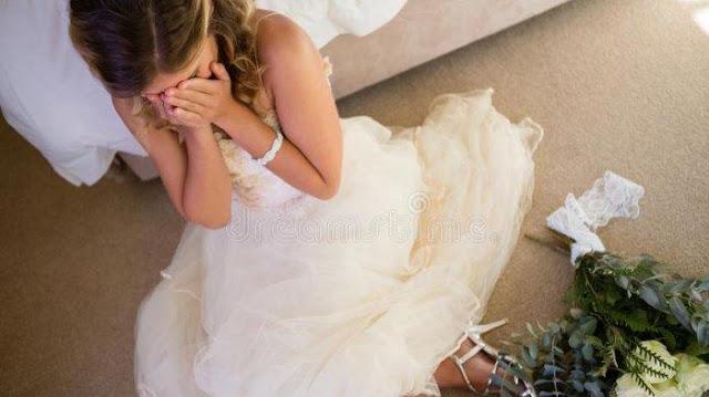 CURHAT Calon Pengantin Enggan Lepas Baju di Malam Pertama Buat Suami, Tanda di Badan Ini Bikin Malu