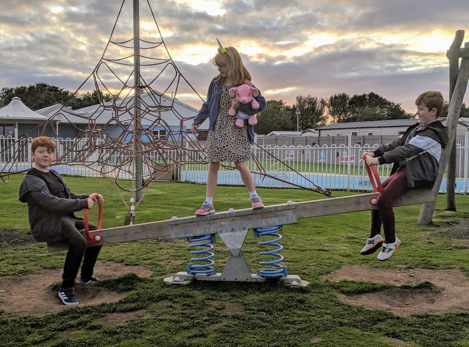 Things to do in Berwick - Haven Berwick play park