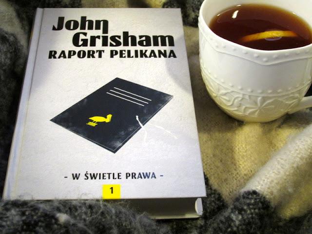 """""""Raport Pelikana"""" w kolekcji """"W świetle prawa"""". Czy warto kupić?"""