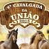 4ª Cavalgada da União acontecerá no próximo dia 07 de Agosto