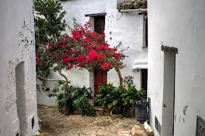 Hiszpańska uliczka