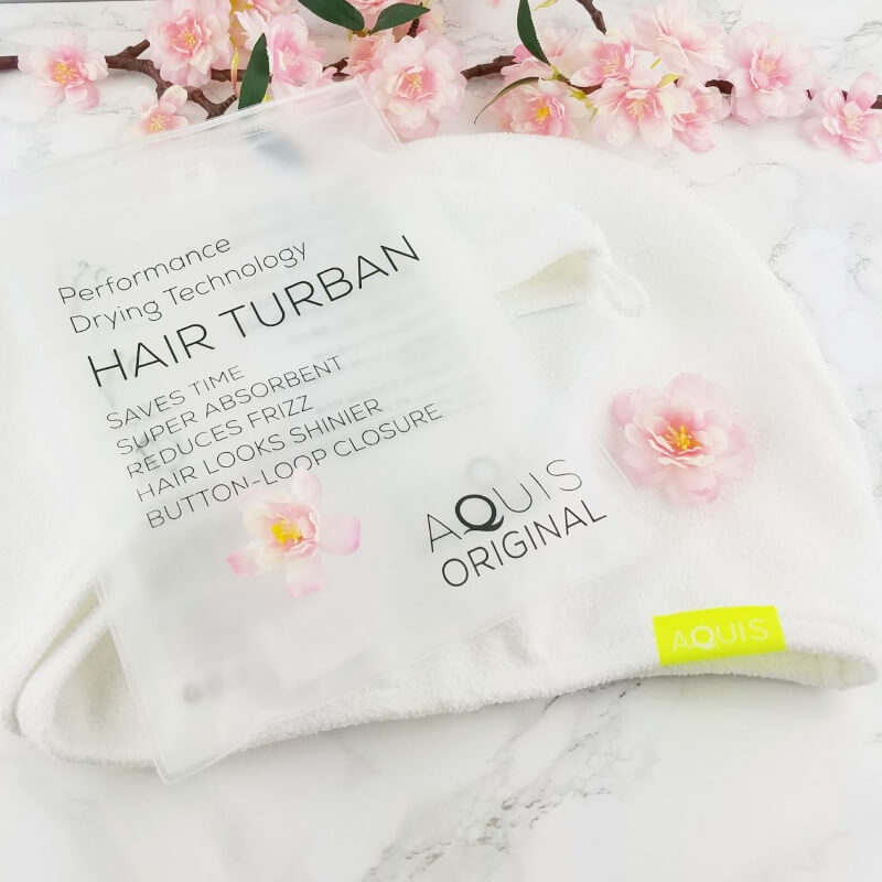Why I LOVE My AQUIS Hair Turban and Why I Think that You Will, Too 3