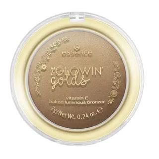 Glowin' golds by Essence
