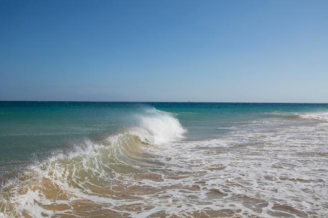 Spiaggia di El Matorral-Fuerteventura