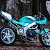 Honda VFR 750 | Lo strano che colpisce