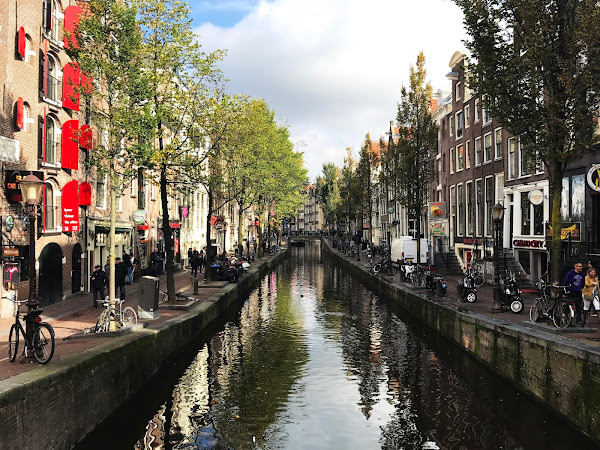 1 BEST THING TO DO IN AMSTERDAM