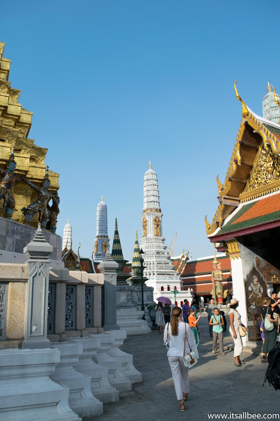 Grand Palace Bangkok | Tips For Visiting And Dress Code