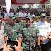 Sasar 100 Unit RTG, Kasad Didampingi Pangdam IX/Udayana dan Gubernur NTB Tutup TMMD ke-105 Lotim