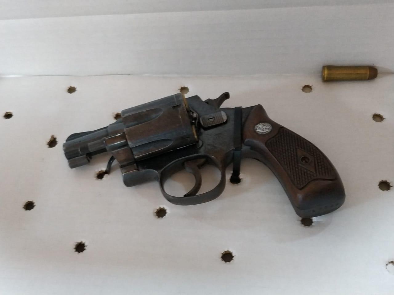 Se desconoce por qué el ahora fallecido llevó el revolver a la reunión con su amigo / ÁNGEL SALAZAR