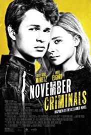Watch November Criminals Online Free 2017 Putlocker