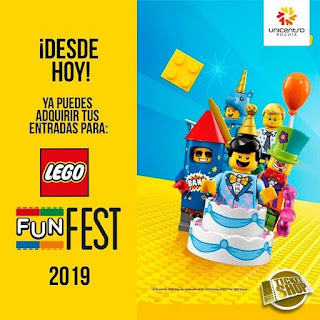 POS2 LEGO FUN FEST No. 4  Colombia 2019