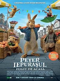 Peter Iepurașul 2 – Fugit de Acasă Dublat în Română