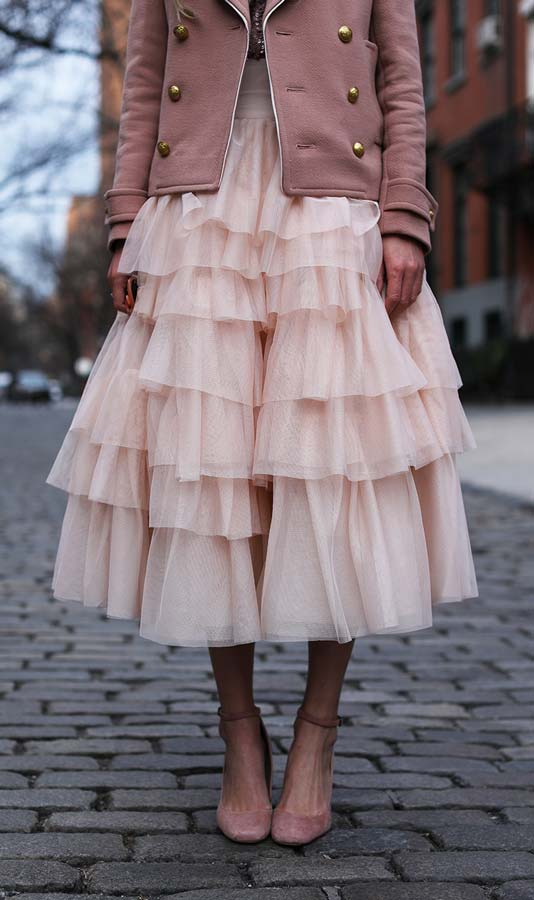 What's Trending Hot On The Fashion Radar? [Part V: Notes on Blush]