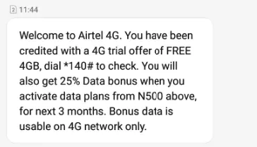 See How To Activate 4GB Data Every Week On MTN And Airtel Networks With Just N400.