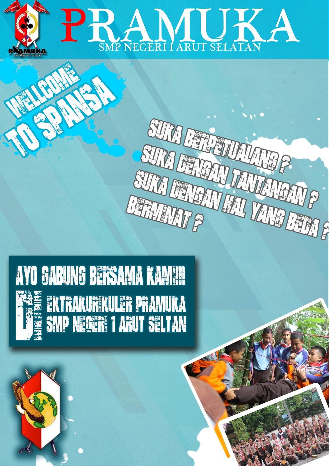 Keren Contoh Poster Open Recruitment Organisasi - Koleksi ...