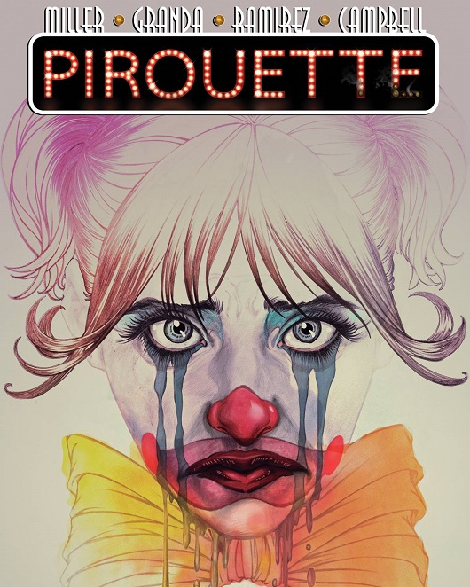 Cover of Pirouette Vol 1 Tp