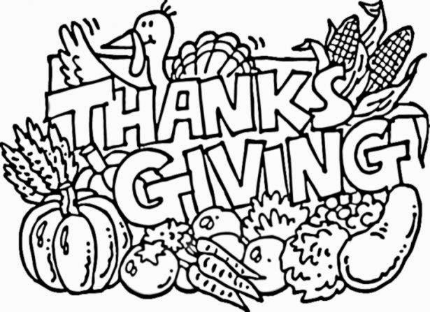 printable thanksgiving coloring sheets free coloring sheet