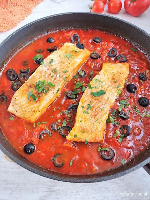 Ryba po hiszpańsku przepis