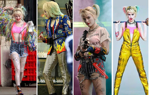 Harley Quinn Birds of Prey Outfits