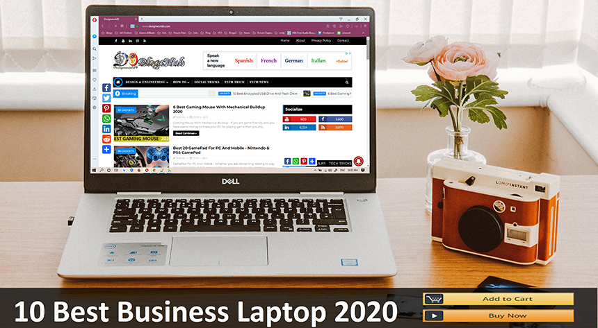 Best Business Laptop 2020.Top 10 Best Laptop For Your Small Business Work At All